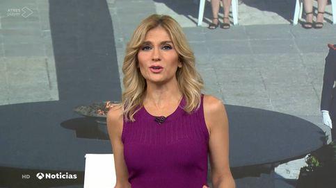 Nos van a perdonar: Sandra Golpe se disculpa por lo ocurrido en 'Antena 3 noticias'