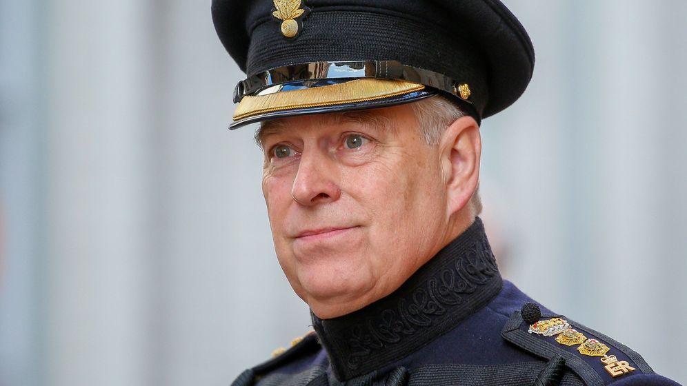 Foto: El duque de York, apartado de la vida pública. (EFE)