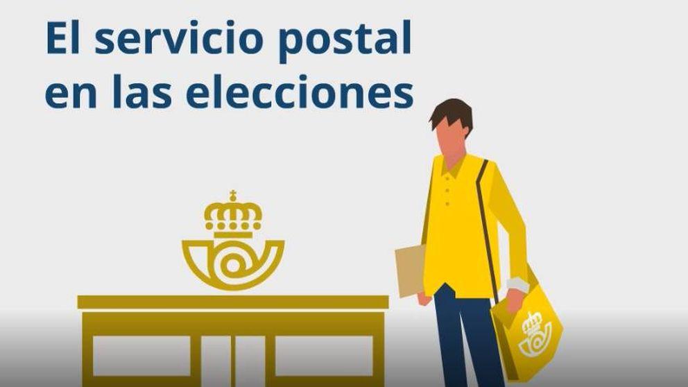 Más allá del voto por correo: el papel de Correos en las Elecciones Generales de 2019