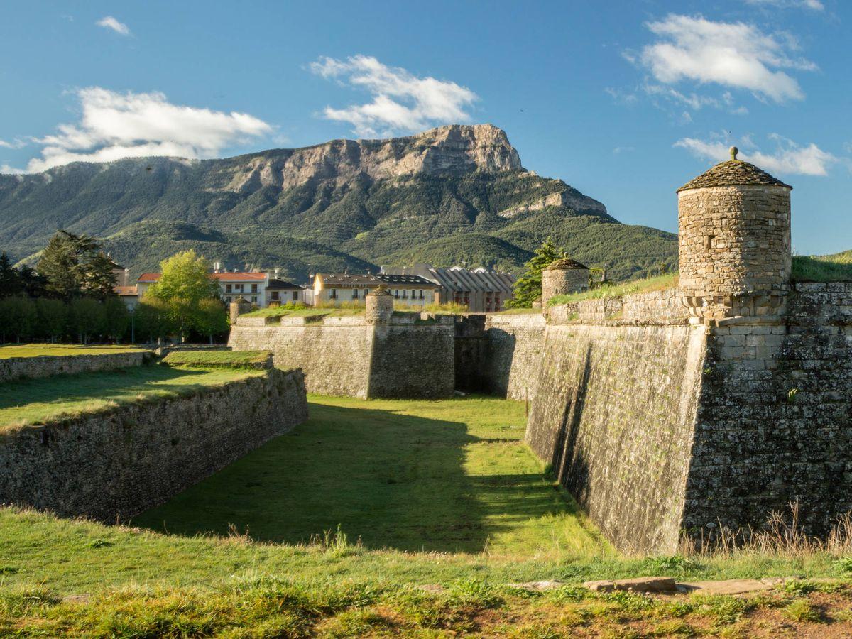 Foto: Fortaleza de Jaca (Fuente: iStock)