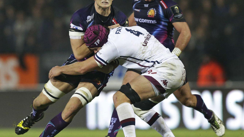 El rugby cambia las reglas del placaje pensando en la cabeza de sus jugadores
