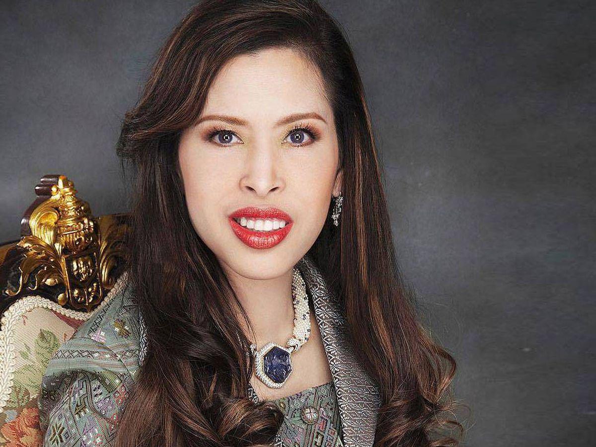 Foto: La princesa Chulabhorn de Tailandia, en una imagen de archivo. (IG thairoyalfamily)