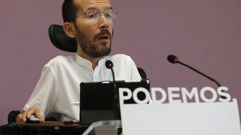 Echenique ya tuvo un asistente sin contrato ni Seguridad Social en 2012