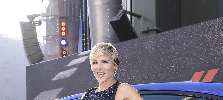 Foto: La actriz, en la premiere de 'Fast and Furious 6'