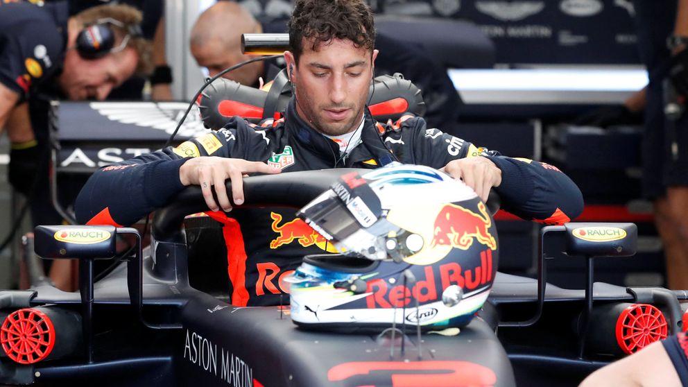 Daniel Ricciardo dejará Red Bull a final de temporada y firmará con Renault