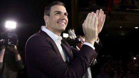 Pedro Sánchez presenta el documento de su candidatura a la Secretaría General del PSOE