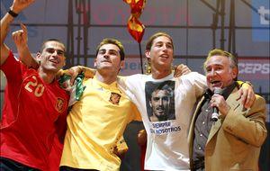 Iker sobre Manolo Escobar: Me siento afortunado por conocerle