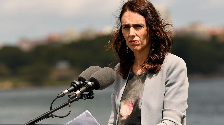 La primera ministra de Nueva Zelanda, Jacinda Ardern. (EFE)