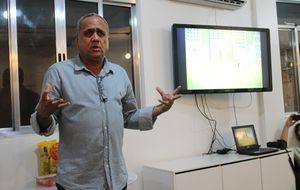 De vendedor ambulante a impartir charlas para Shell por 5.000 euros