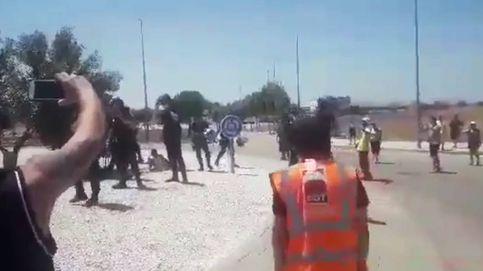 Carga policial y dos detenidos en la segunda jornada de huelga del Amazon Prime Day