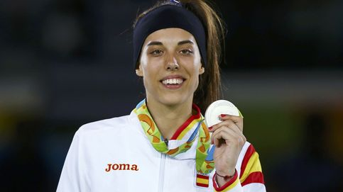 Madrugada de medallas en el taekwondo: plata de Eva Calvo y bronce de Joel González