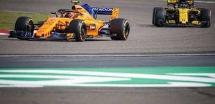 Post de B-spec, la nueva 'arma' de Renault para Sainz y Hulkenberg... y para el McLaren