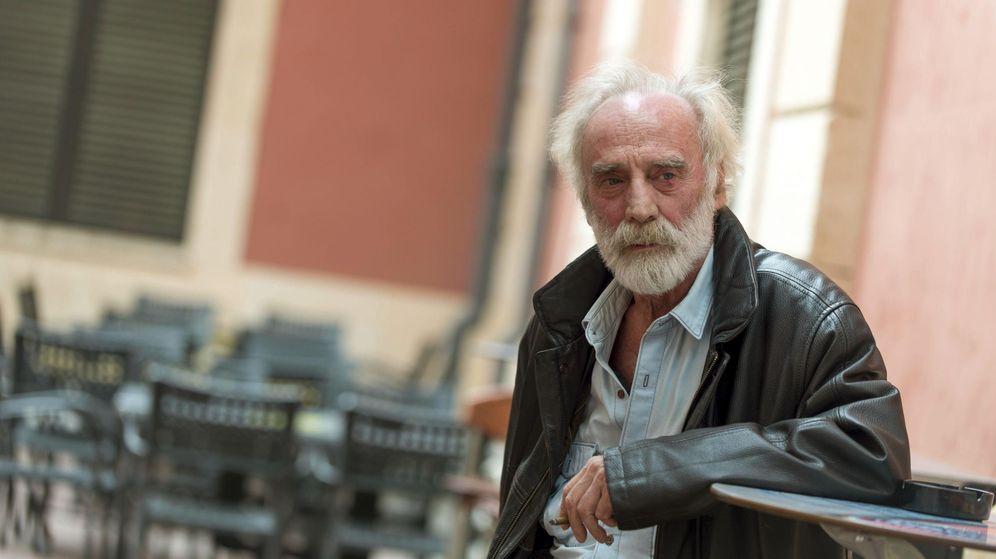 Foto: El cantautor Javier Krahe . (EFE)
