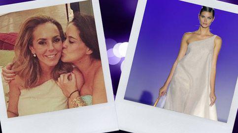 Este es el segundo vestido que Rocío Carrasco llevó en su boda