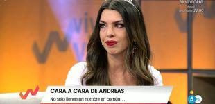 Post de Andrea ('Tentaciones')  rompe a llorar delante de  la tentadora de Ismael