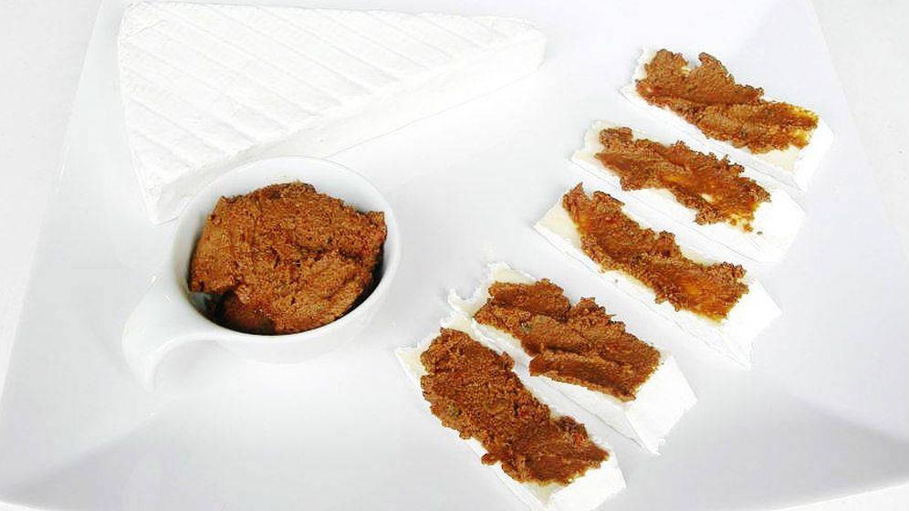 Foto: Paté de aceitunas