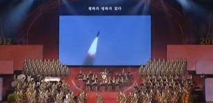 Post de La televisión de Corea del Norte emite imágenes de un ataque simulado a EEUU