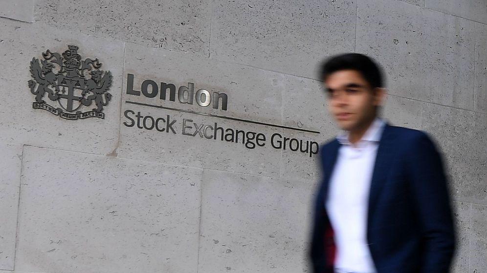 Foto: Bolsa de Londres