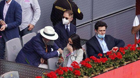 Marichalar y sus hijos, Paz Vega, Almeida...: todos los vips del Mutua Madrid Open