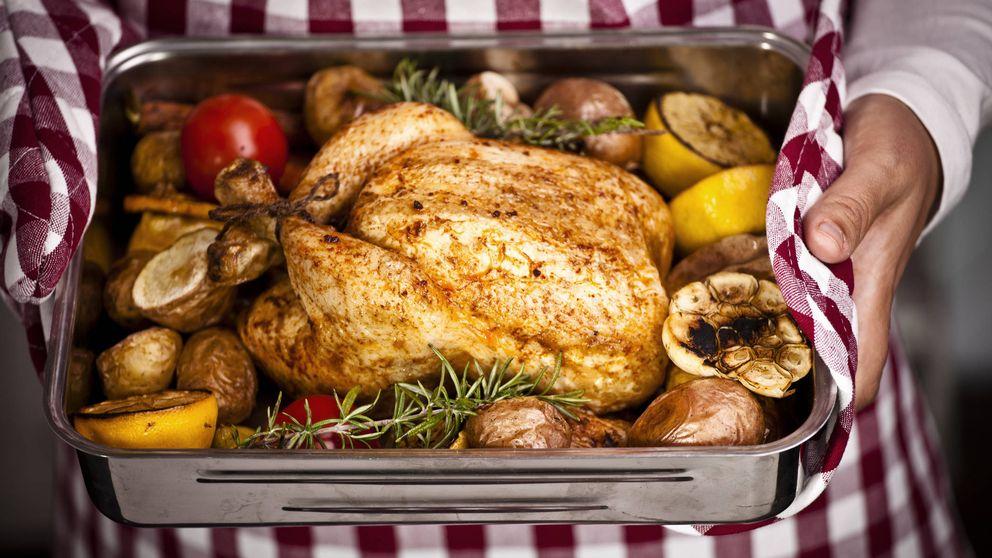 Los mejores acompañamientos para que el pollo asado te quede más rico