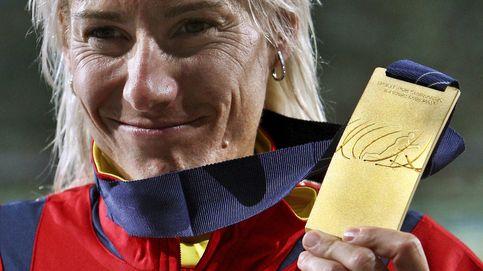El TAS suspende a Marta Domínguez tres años por dopaje