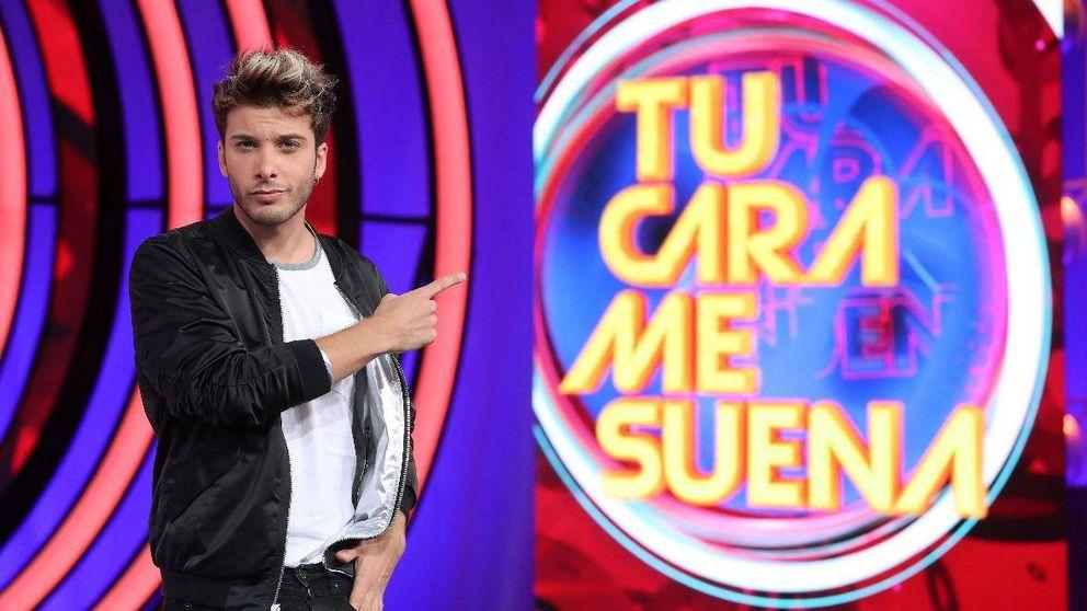 'Tu Cara Me Suena' se cuela en 'Sálvame' con la presencia de Blas Cantó
