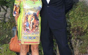 La hija de Campos se casó el viernes pasado, pero lo festeja este sábado con 'exclusivón'