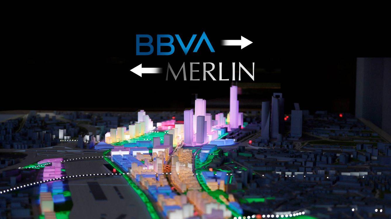Merlin frena a BBVA y retrasa al año que viene cualquier cambio de poder en DCN