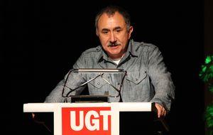 UGT Cataluña no descarta una huelga general por las pensiones