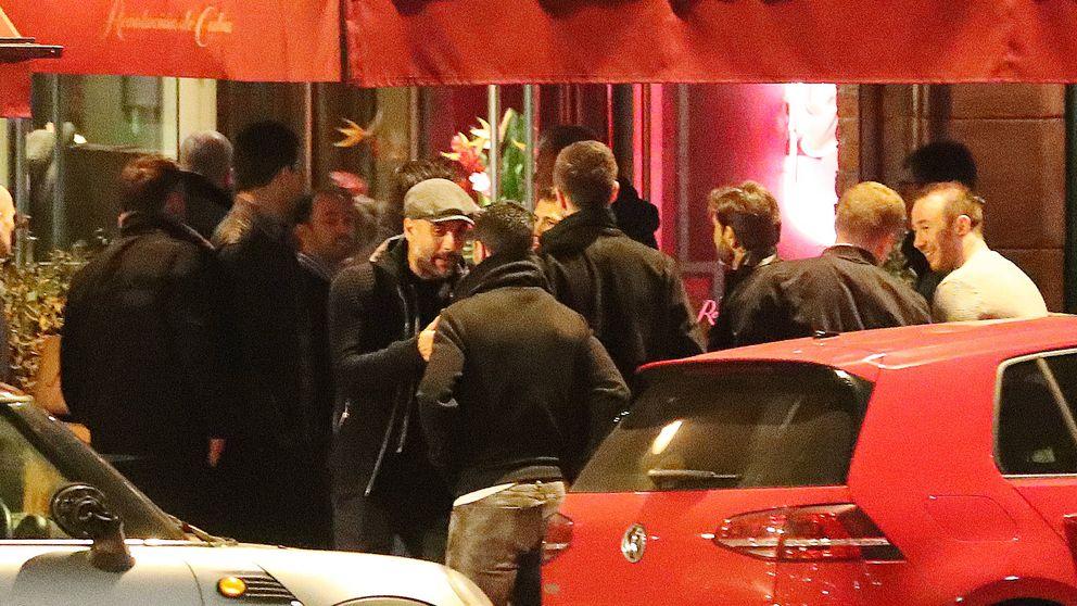 La fiesta cubana de Pep Guardiola en Manchester entre amigos (y sin su mujer)