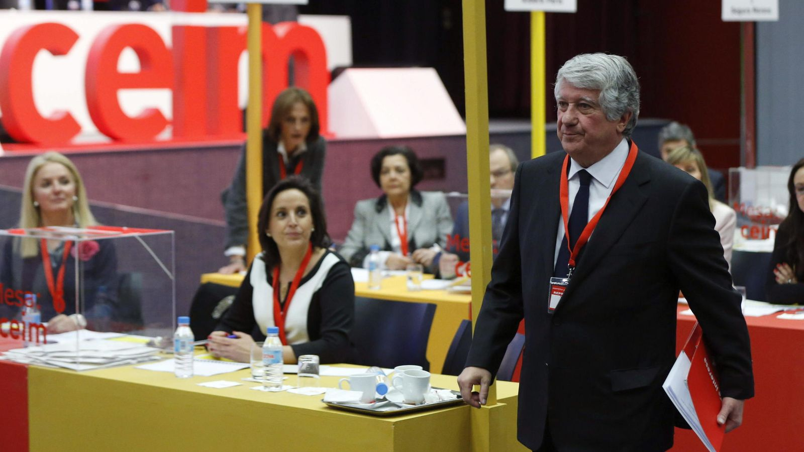 Foto: Fotografía de archivo de Arturo Fernández. (EFE)