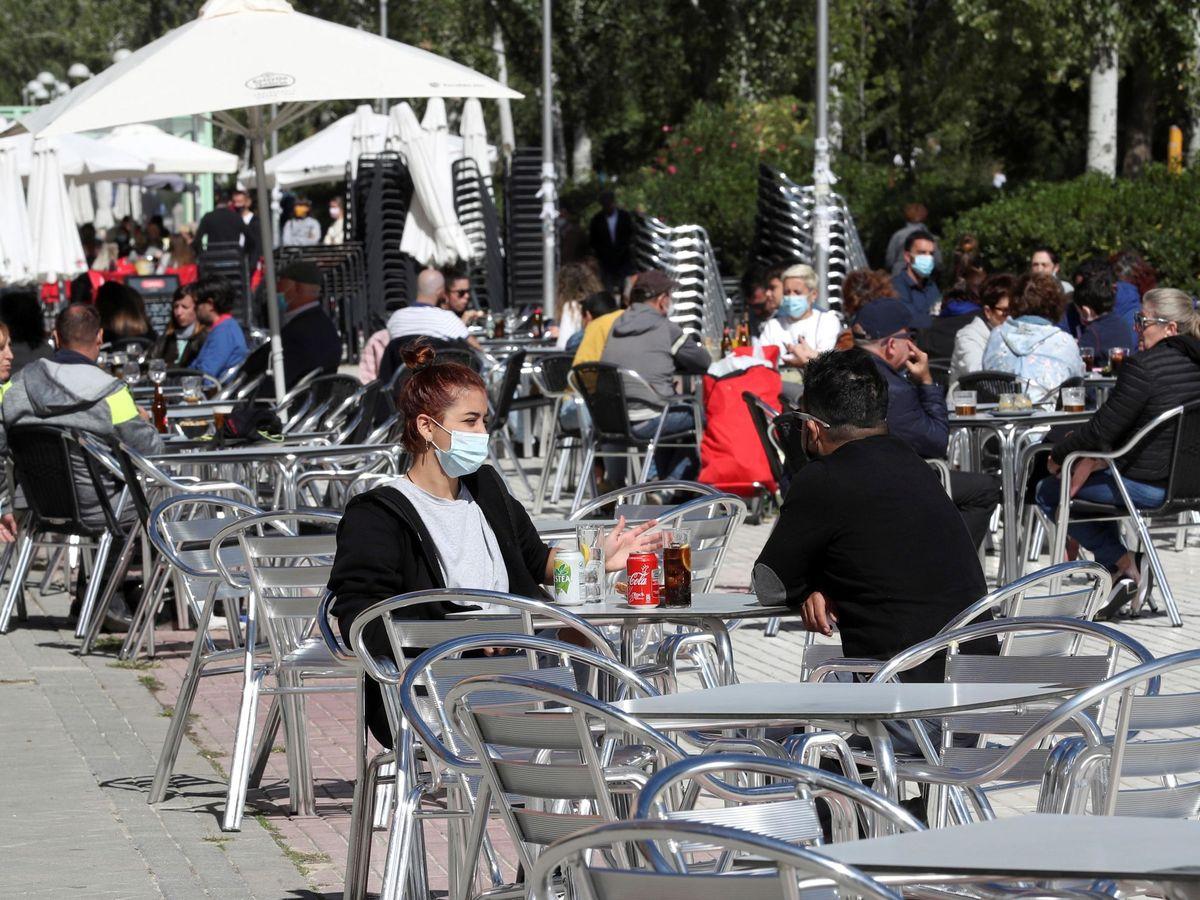 Madrid Estudia Ampliar Otro Ano La Amnistia Fiscal De Las Terrazas Para Combatir El Covid