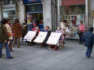 Foto: El peligro de que la lotería de Navidad les toque a los demás