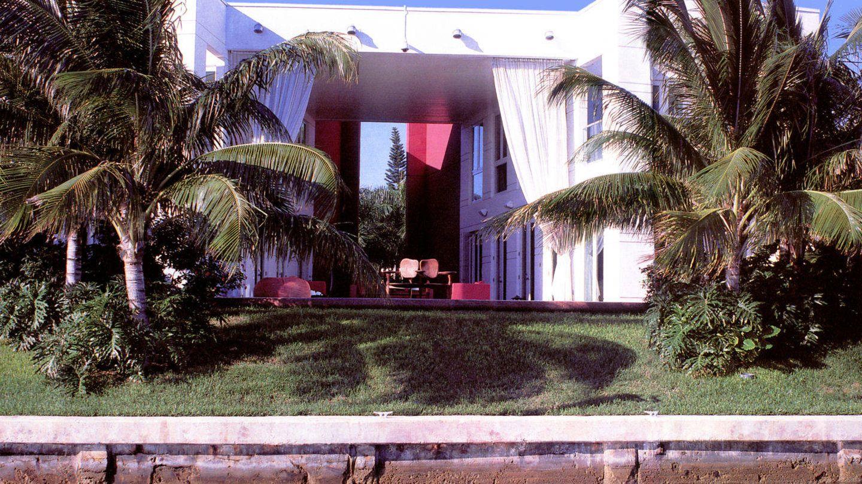 La Casa Ananda, diseñada por Ricardo Bofill para Paulina Rubio. (Estudio Ricardo Bofill)