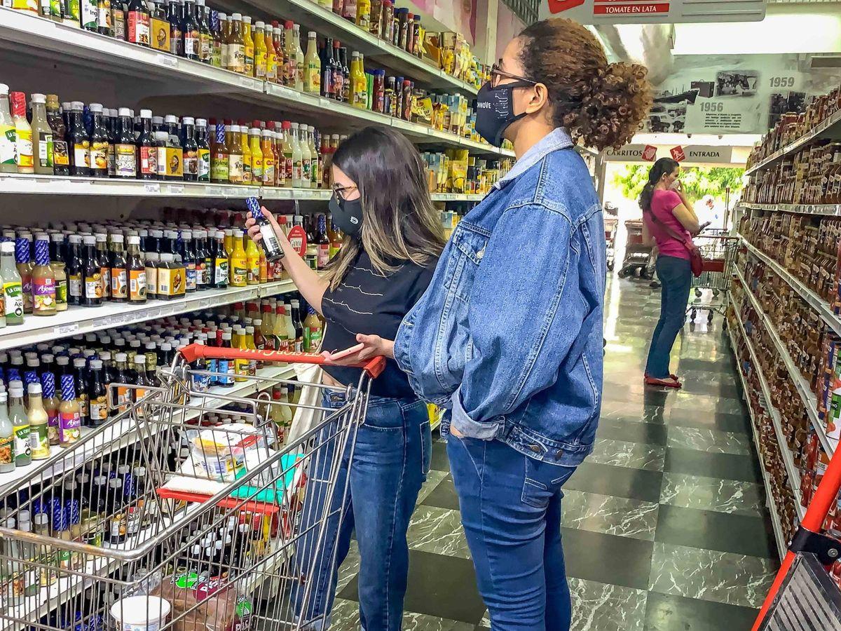Foto: Un supermercado. (EFE)