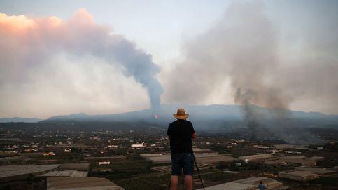 El último obstáculo en el camino al mar de la colada de La Palma: un volcán de 20.000 años