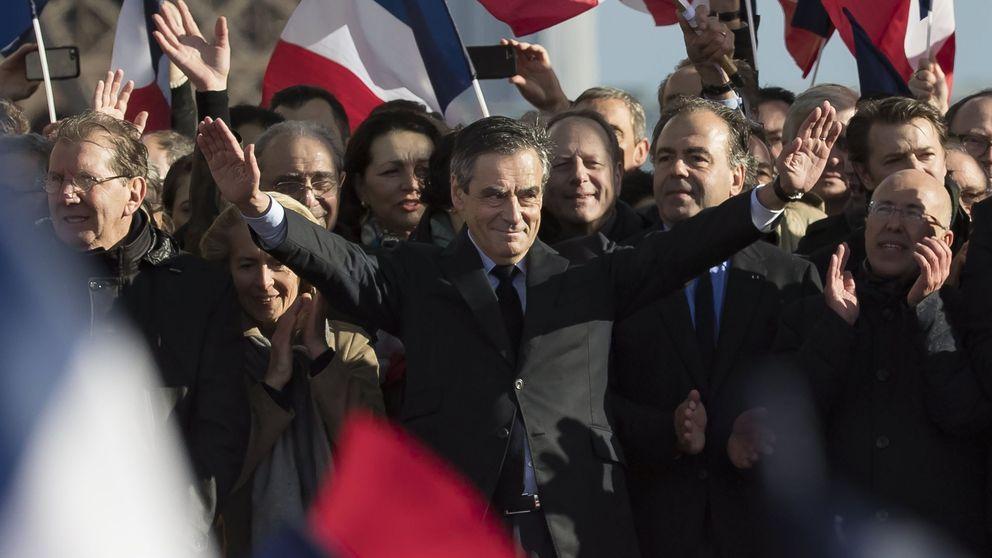 Los Republicanos, con Fillon hasta el final: Victoria o muerte