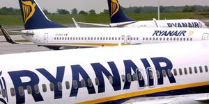 Foto: Fomento investiga a Ryanair por tres aterrizajes forzosos en Valencia por falta de fuel