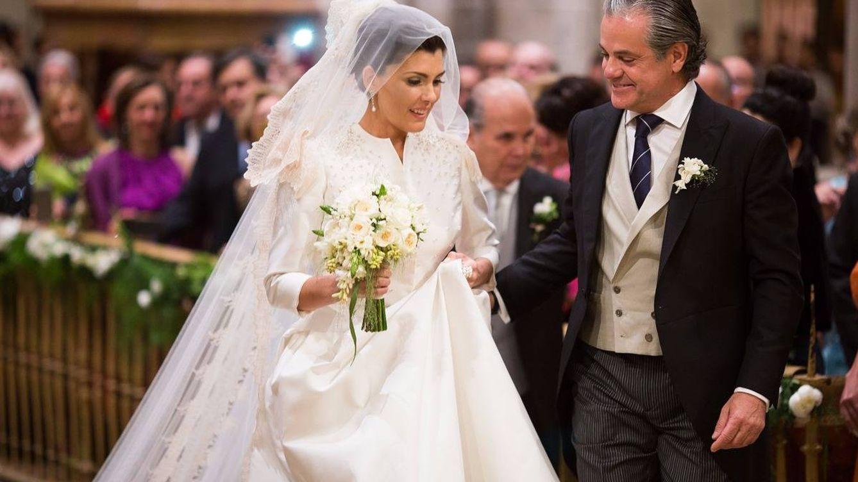Fotos exclusivas: nos colamos en la boda de Marcos de Quinto (ex-CEO de Coca-Cola)