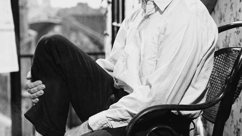 Jack Lemmon, en 'Irma la Dulce'. (CP)