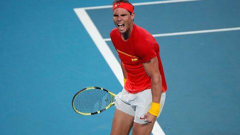 Rafa Nadal le da la vuelta y mete a España en la final de la ATP Cup contra Novak Djokovic