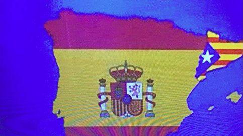 España sin Cataluña pero con Portugal: el mapa que emitió una TV de Noruega