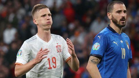 España cae con la cabeza alta contra Italia en la Eurocopa en la tanda de penaltis (1-1)