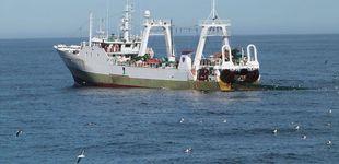 Post de Argentina captura un pesquero español con 320 toneladas de pescado fresco