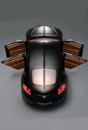 El acelerón de Bugatti