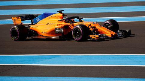 McLaren y el 'chocolate gate': el tiroteo de Boullier con los periodistas británicos