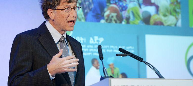 Foto: El fundador de Microsoft, Bill Gates. (Reuters)