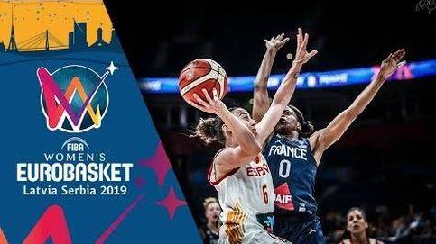 La pillería de Silvia Domínguez, la mejor jugada del EuroBasket
