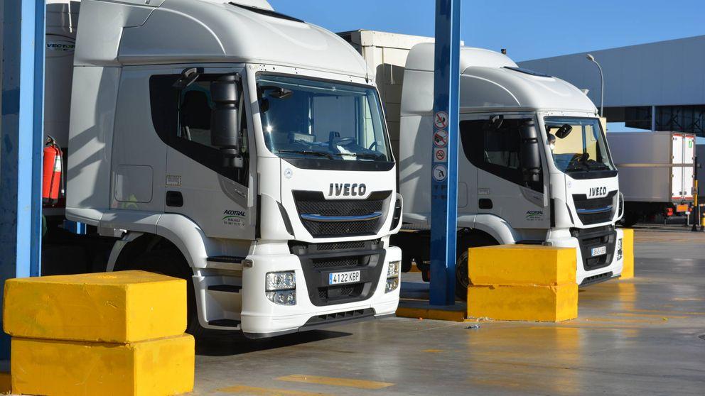 El mayor camionero: Sin mascarillas, si enfermamos, se para el país