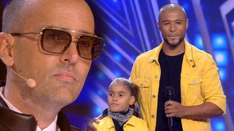 'Got talent España': Risto se desmorona ante el emotivo último pase de oro